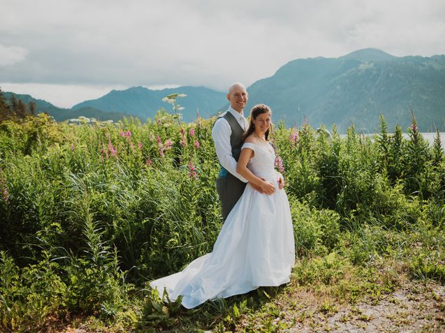 Kevin and Christina's Wedding in Homer, Alaska 1