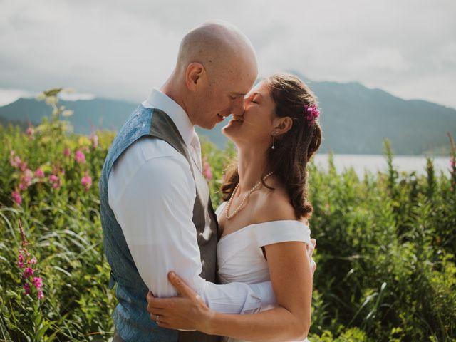 Kevin and Christina's Wedding in Homer, Alaska 2