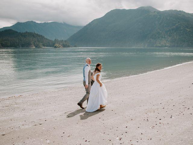 Kevin and Christina's Wedding in Homer, Alaska 3