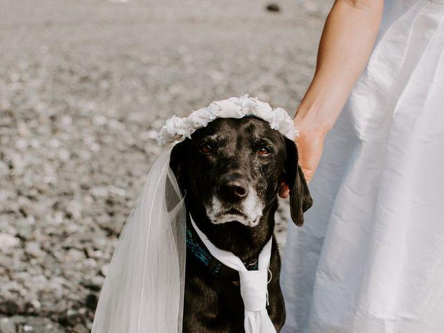 Kevin and Christina's Wedding in Homer, Alaska 4