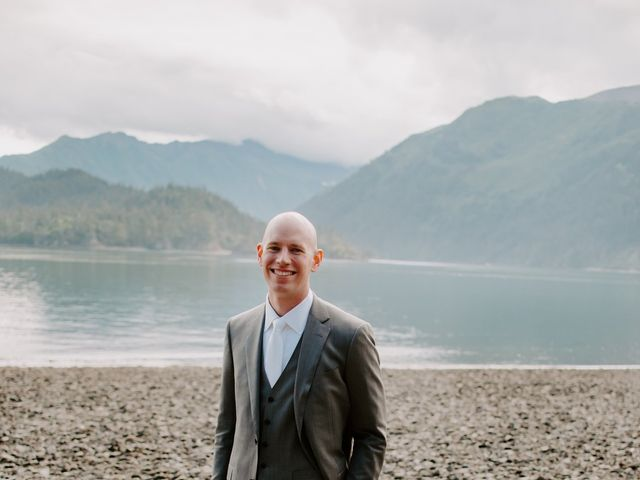 Kevin and Christina's Wedding in Homer, Alaska 6