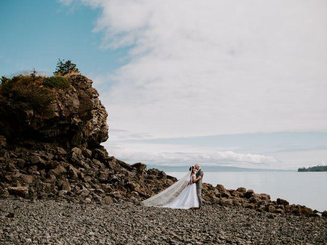 Kevin and Christina's Wedding in Homer, Alaska 8