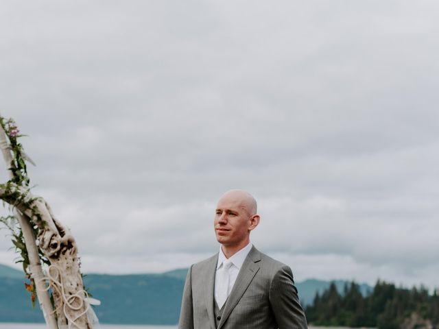 Kevin and Christina's Wedding in Homer, Alaska 12