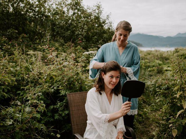 Kevin and Christina's Wedding in Homer, Alaska 18