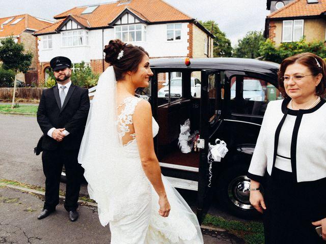 Ian and Olga's Wedding in Cambridge, United Kingdom 15