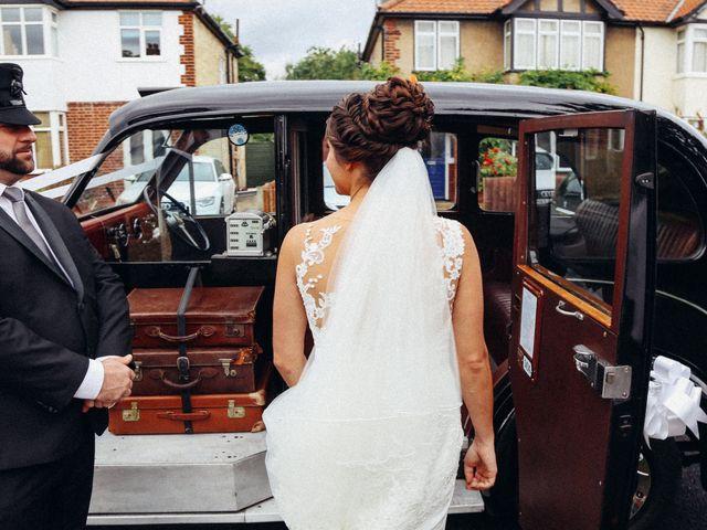 Ian and Olga's Wedding in Cambridge, United Kingdom 17