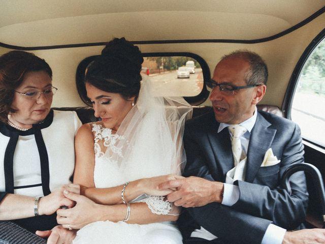 Ian and Olga's Wedding in Cambridge, United Kingdom 22