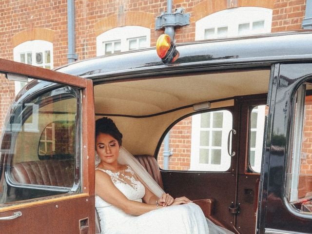 Ian and Olga's Wedding in Cambridge, United Kingdom 25