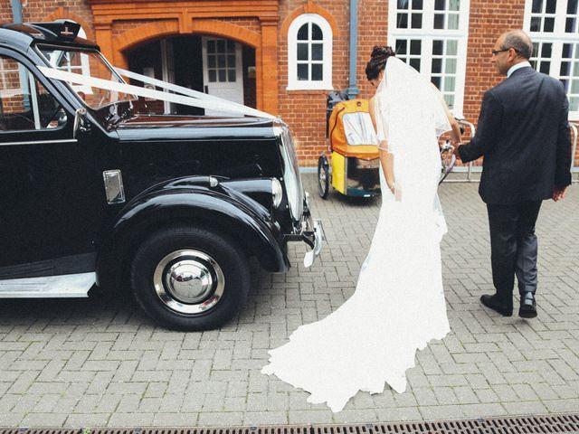 Ian and Olga's Wedding in Cambridge, United Kingdom 26