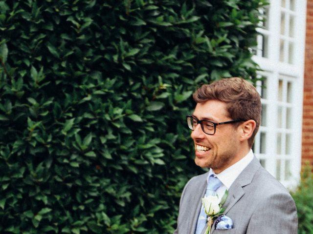 Ian and Olga's Wedding in Cambridge, United Kingdom 29