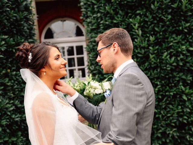 Ian and Olga's Wedding in Cambridge, United Kingdom 30