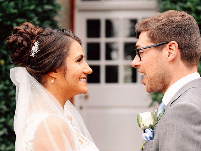 Ian and Olga's Wedding in Cambridge, United Kingdom 31