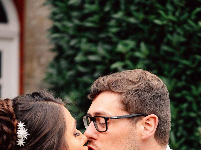 Ian and Olga's Wedding in Cambridge, United Kingdom 32