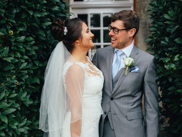 Ian and Olga's Wedding in Cambridge, United Kingdom 33