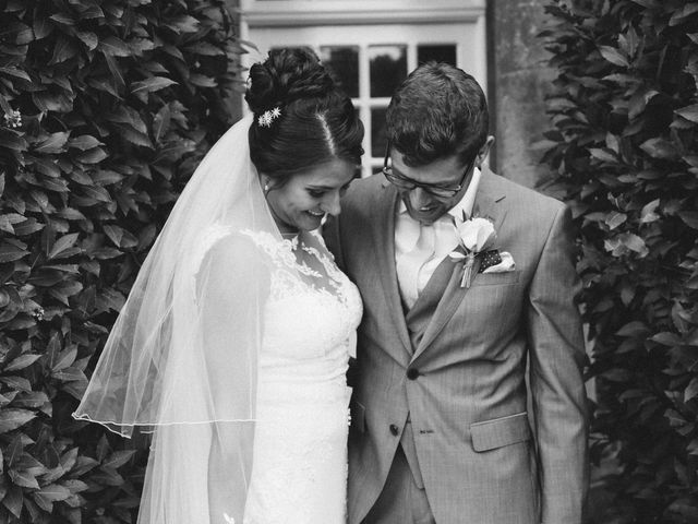 Ian and Olga's Wedding in Cambridge, United Kingdom 35