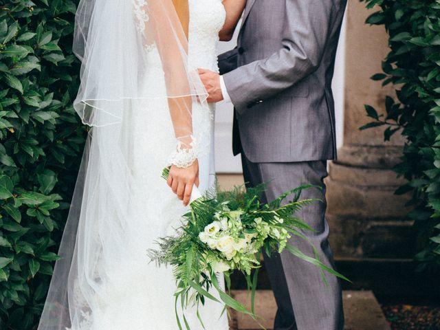 Ian and Olga's Wedding in Cambridge, United Kingdom 36