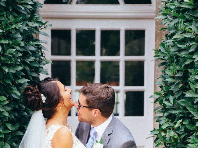 Ian and Olga's Wedding in Cambridge, United Kingdom 37