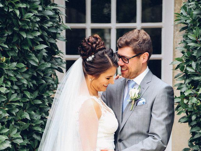 Ian and Olga's Wedding in Cambridge, United Kingdom 38