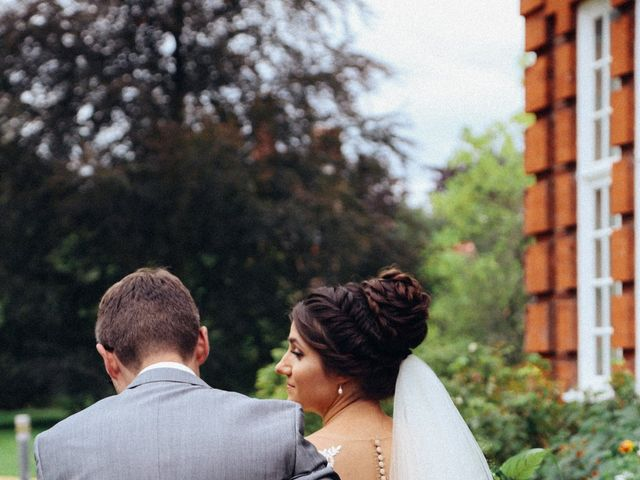 Ian and Olga's Wedding in Cambridge, United Kingdom 39