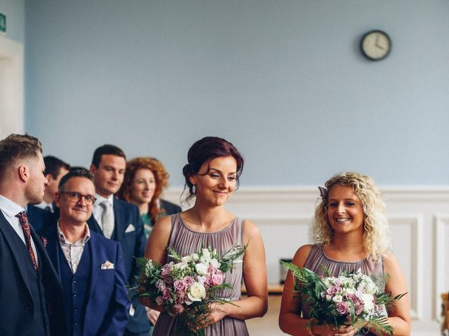 Ian and Olga's Wedding in Cambridge, United Kingdom 43