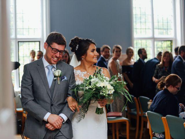 Ian and Olga's Wedding in Cambridge, United Kingdom 44