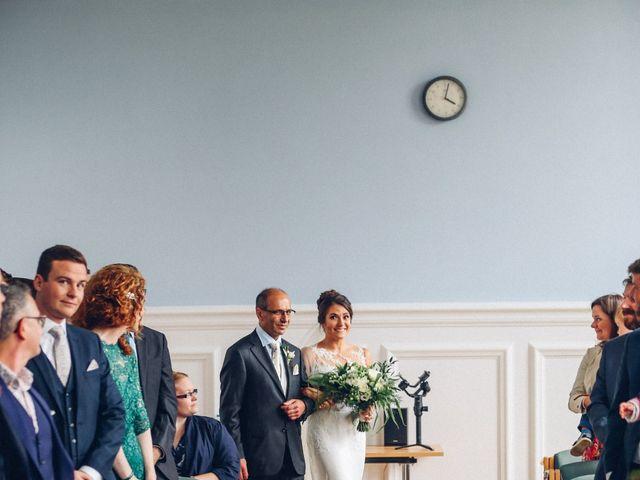 Ian and Olga's Wedding in Cambridge, United Kingdom 45