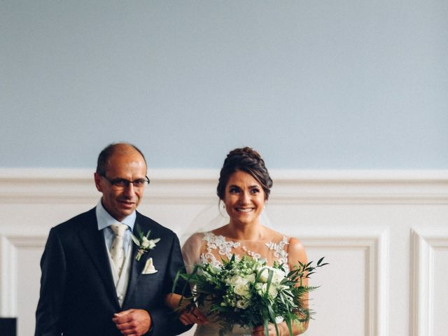 Ian and Olga's Wedding in Cambridge, United Kingdom 46