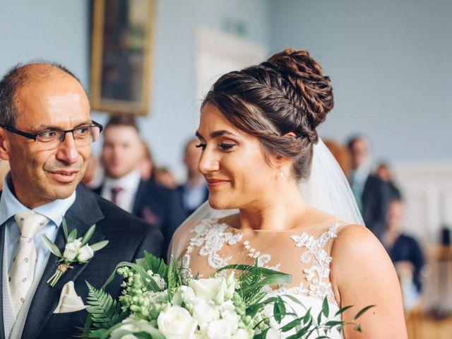 Ian and Olga's Wedding in Cambridge, United Kingdom 47