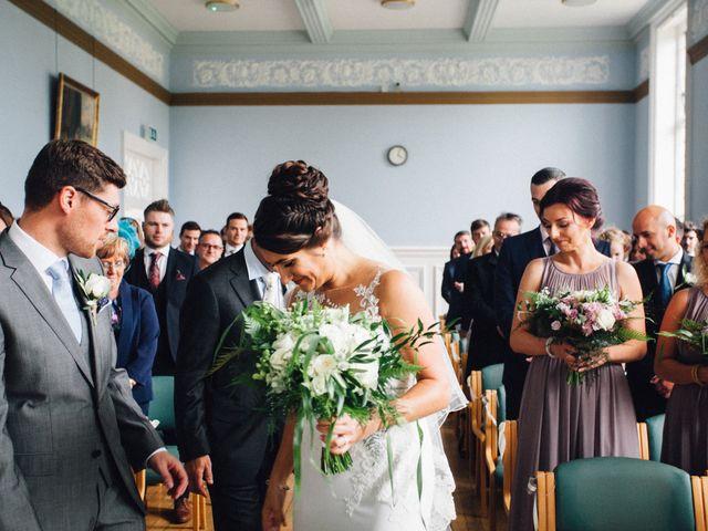 Ian and Olga's Wedding in Cambridge, United Kingdom 48