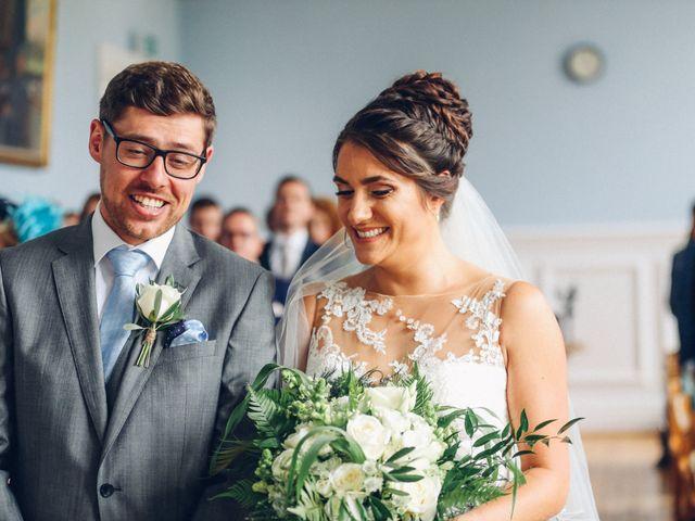 Ian and Olga's Wedding in Cambridge, United Kingdom 50