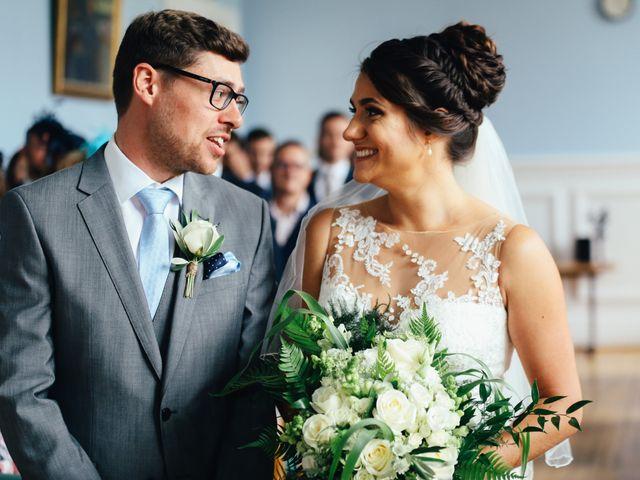 Ian and Olga's Wedding in Cambridge, United Kingdom 51