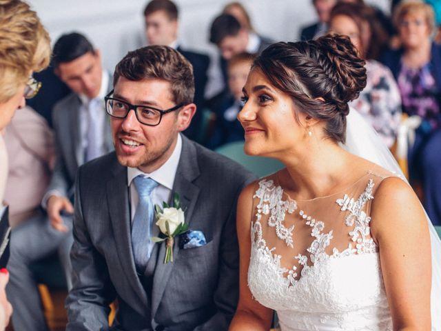 Ian and Olga's Wedding in Cambridge, United Kingdom 52