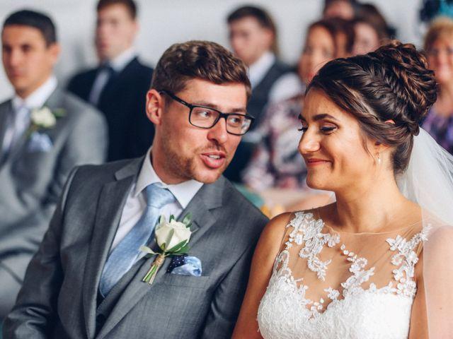 Ian and Olga's Wedding in Cambridge, United Kingdom 53