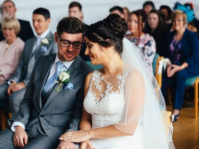 Ian and Olga's Wedding in Cambridge, United Kingdom 64