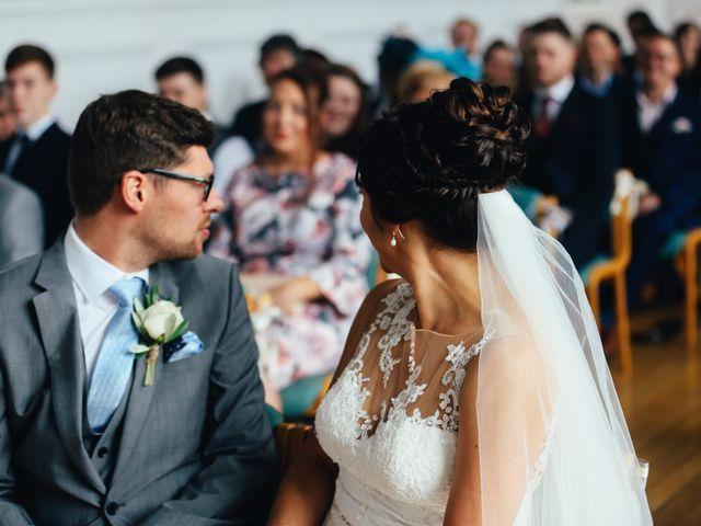 Ian and Olga's Wedding in Cambridge, United Kingdom 65