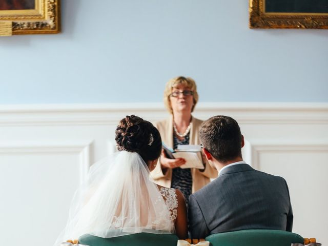 Ian and Olga's Wedding in Cambridge, United Kingdom 70