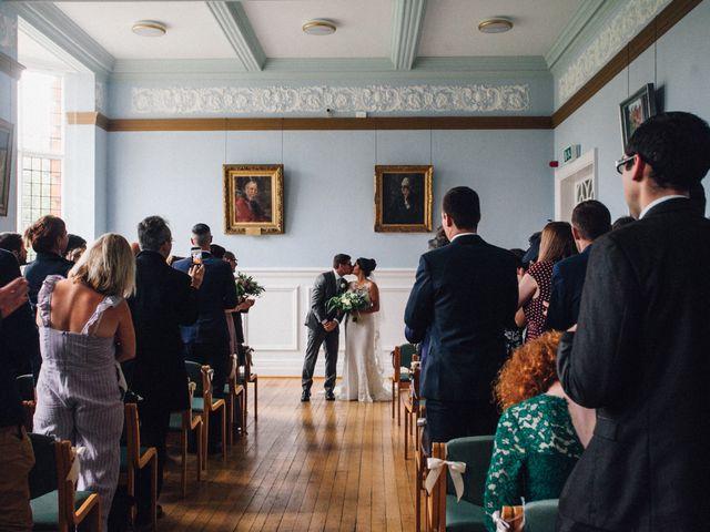Ian and Olga's Wedding in Cambridge, United Kingdom 73