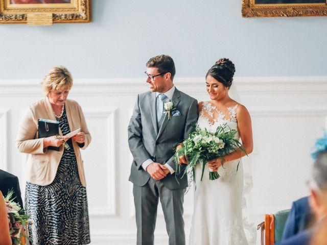 Ian and Olga's Wedding in Cambridge, United Kingdom 74