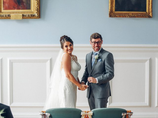 Ian and Olga's Wedding in Cambridge, United Kingdom 75