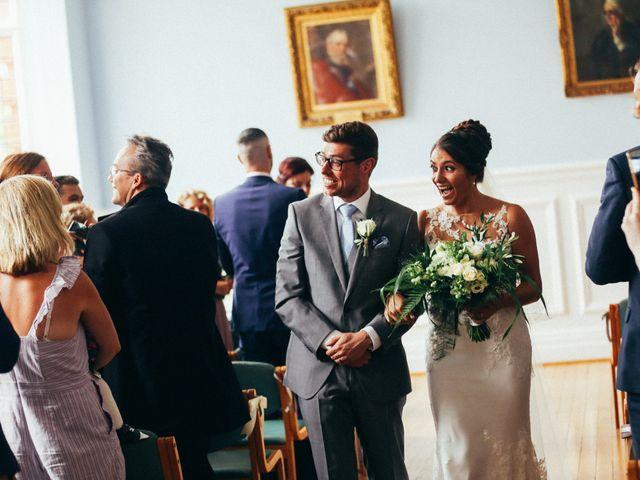 Ian and Olga's Wedding in Cambridge, United Kingdom 76