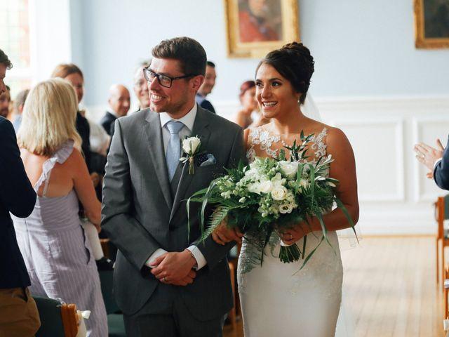 Ian and Olga's Wedding in Cambridge, United Kingdom 77
