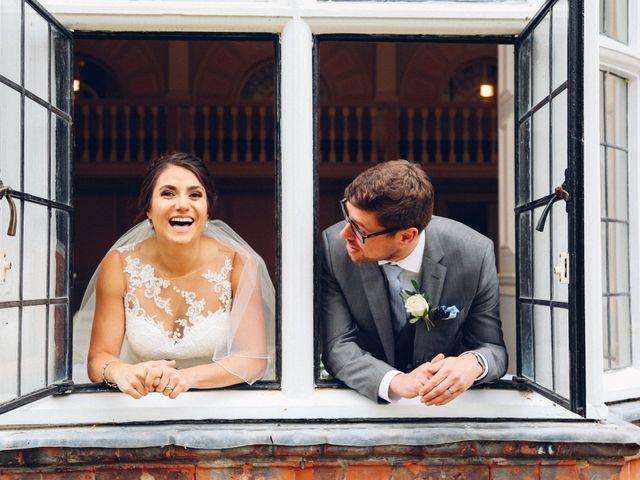 Ian and Olga's Wedding in Cambridge, United Kingdom 78