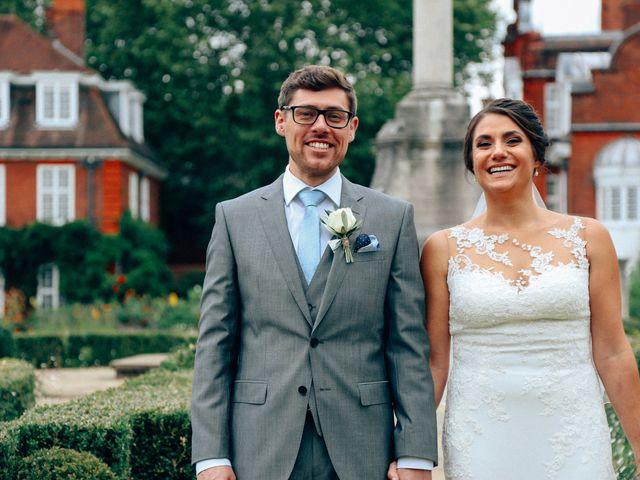 Ian and Olga's Wedding in Cambridge, United Kingdom 81
