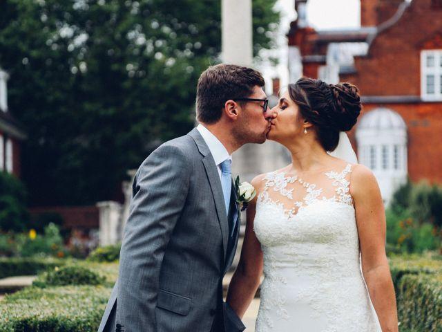Ian and Olga's Wedding in Cambridge, United Kingdom 82