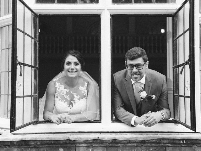 Ian and Olga's Wedding in Cambridge, United Kingdom 83