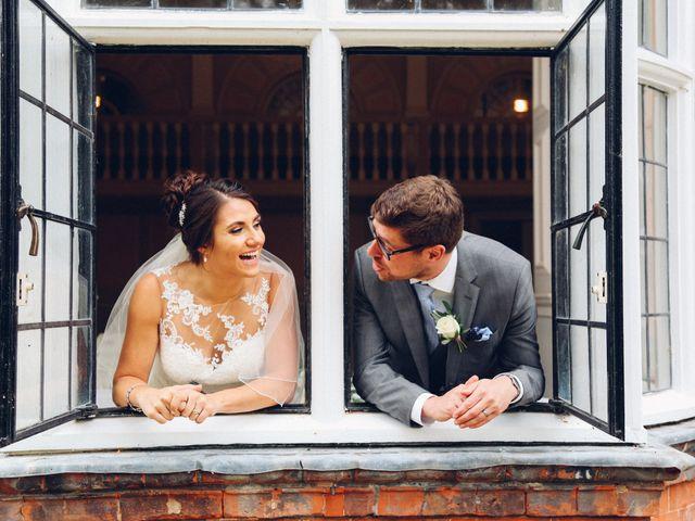 Ian and Olga's Wedding in Cambridge, United Kingdom 88
