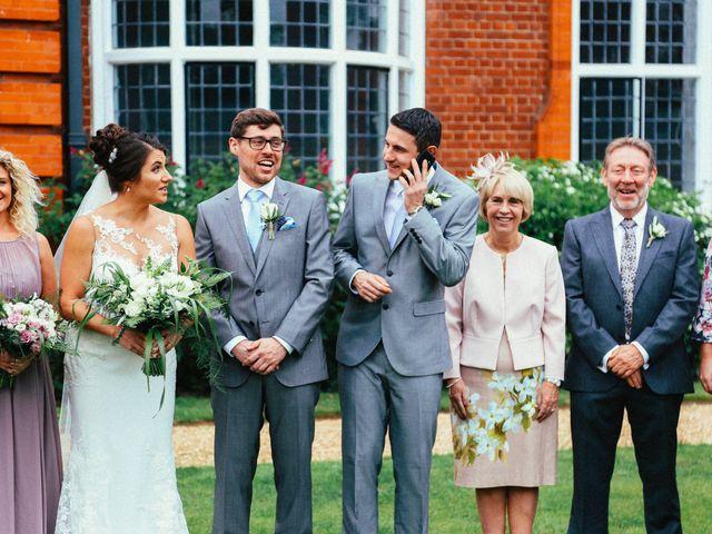 Ian and Olga's Wedding in Cambridge, United Kingdom 95