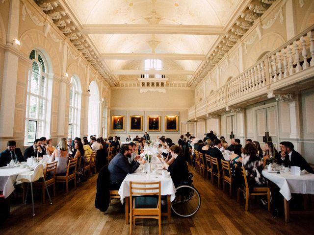 Ian and Olga's Wedding in Cambridge, United Kingdom 100
