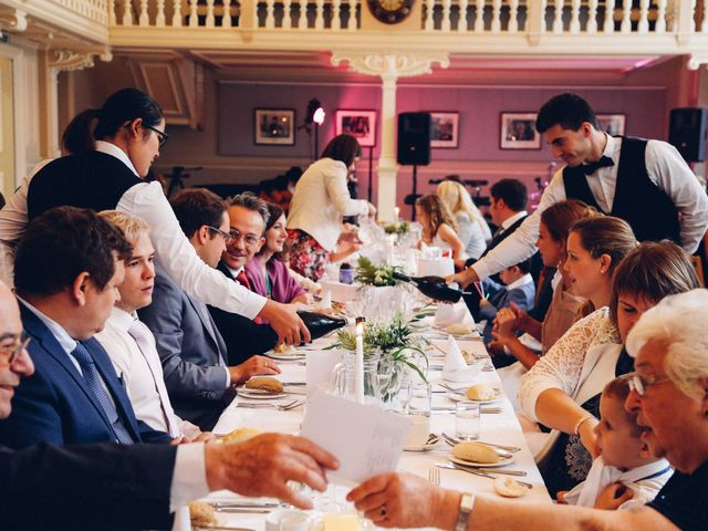 Ian and Olga's Wedding in Cambridge, United Kingdom 108
