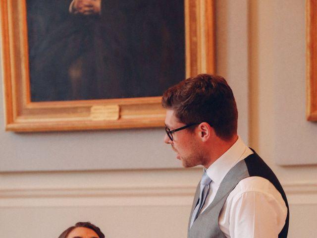 Ian and Olga's Wedding in Cambridge, United Kingdom 113